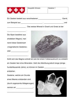 Arbeitsblatt 2
