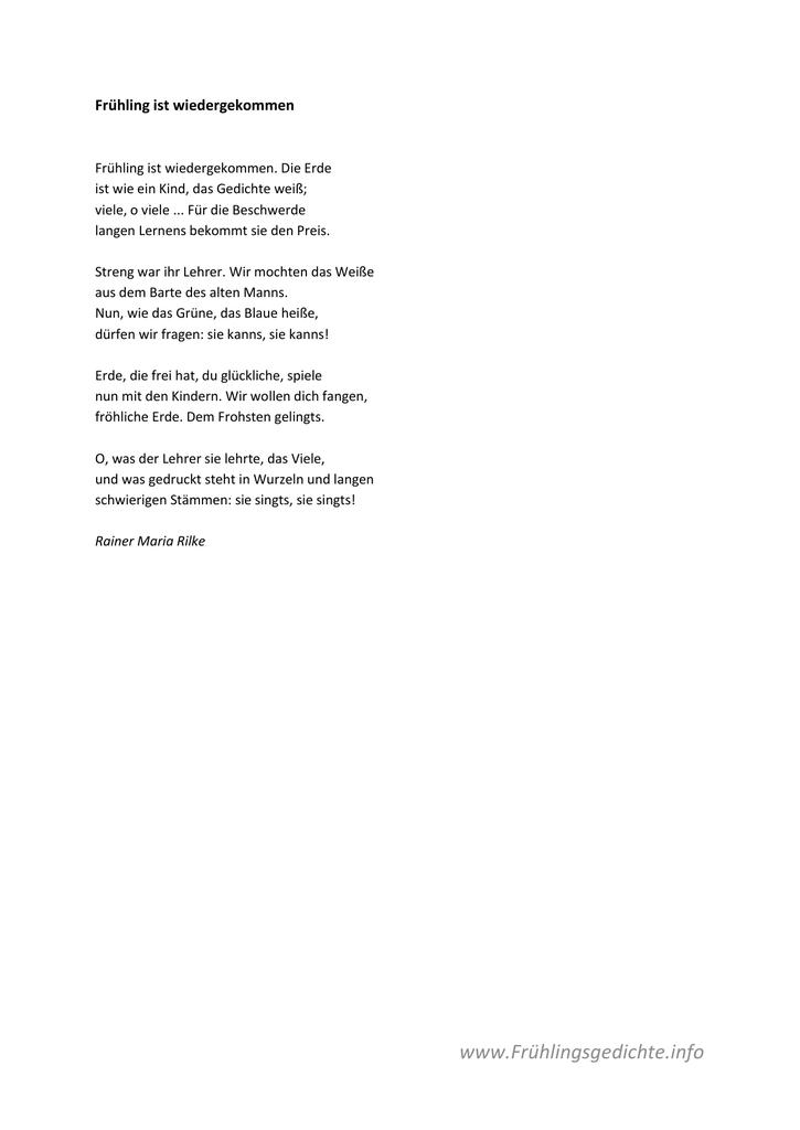 Gedicht Ausdrucken