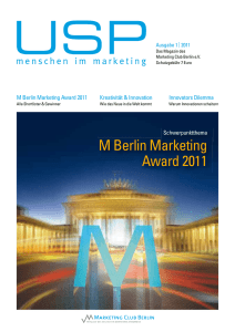 6,8 MB - pdf - Marketing Club Berlin