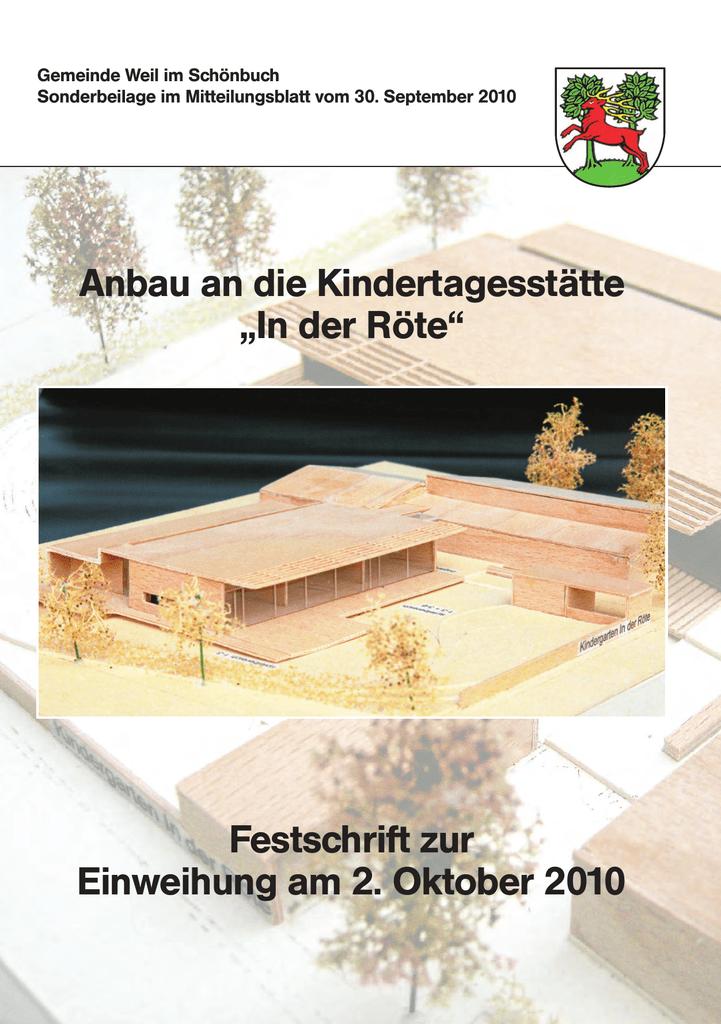 In Der Röte In Weil Im Schönbuch
