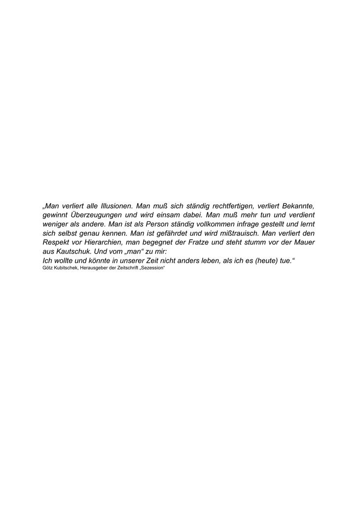 Der Minority Report - Bundesverband Bürgerbewegungen BDB eV