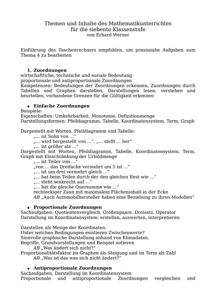 ThemenInhalteMathematikGym7