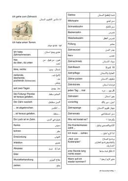 penis auf arabisch