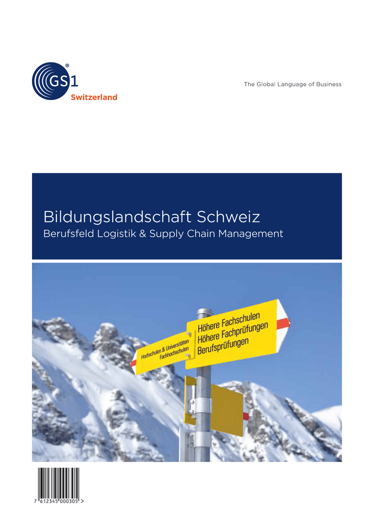 Bildungslandschaft Schweiz