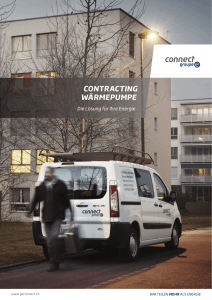contracting wärmepumpe