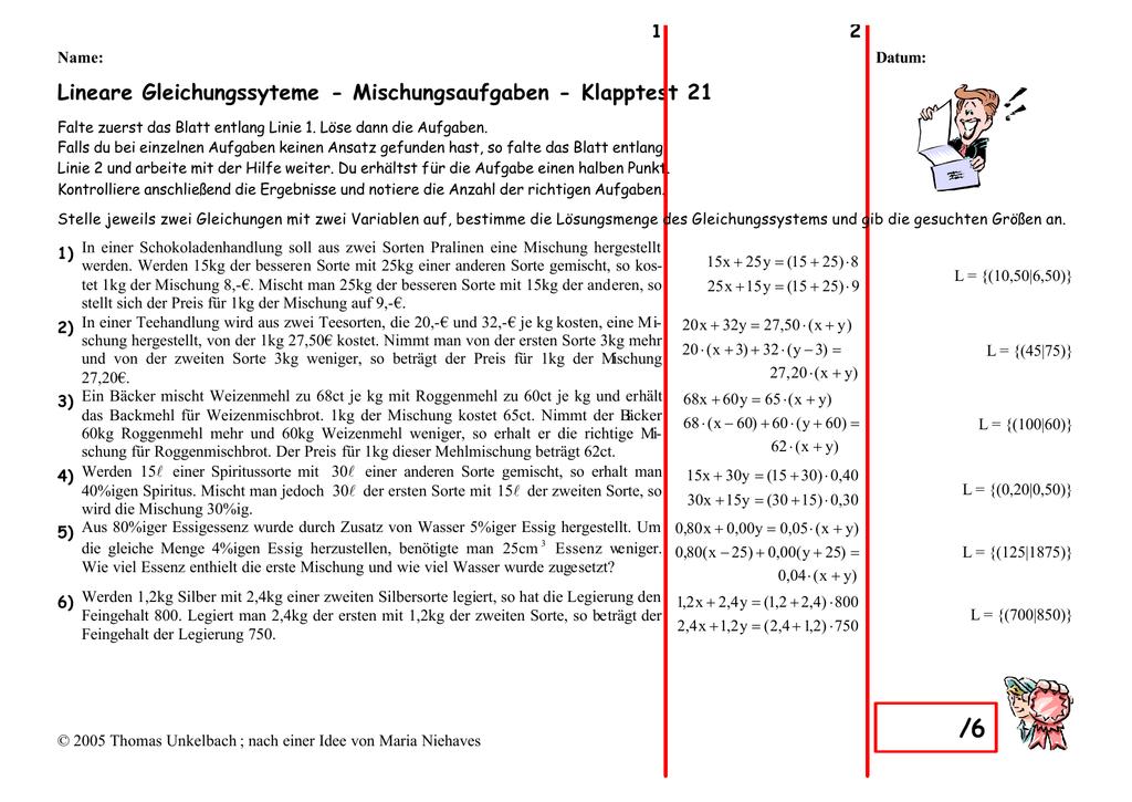Gemütlich Suche Nach Der Gleichung Einer Linie Arbeitsblatt Galerie ...