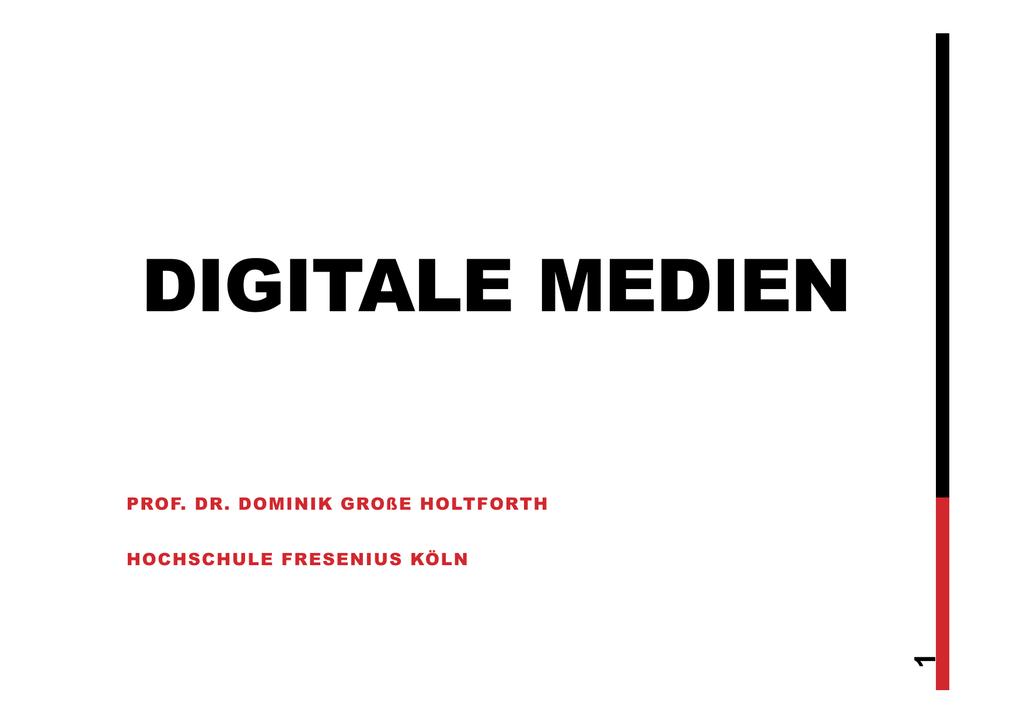 Präsentation Digitale Medien E