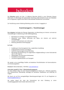 Eventmanagerin / Eventmanager