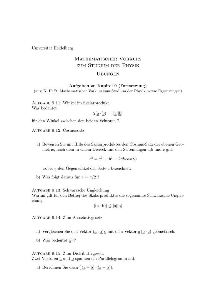was bedeutet physik