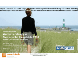 Studiensteckbrief