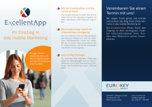 Ihr Einstieg in das mobile Marketing