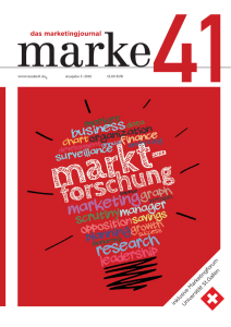 das marketingjournal