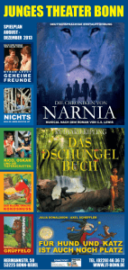 narnia - Junges Theater Bonn