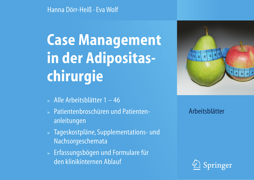 Case Management in der Adipositas- chirurgie