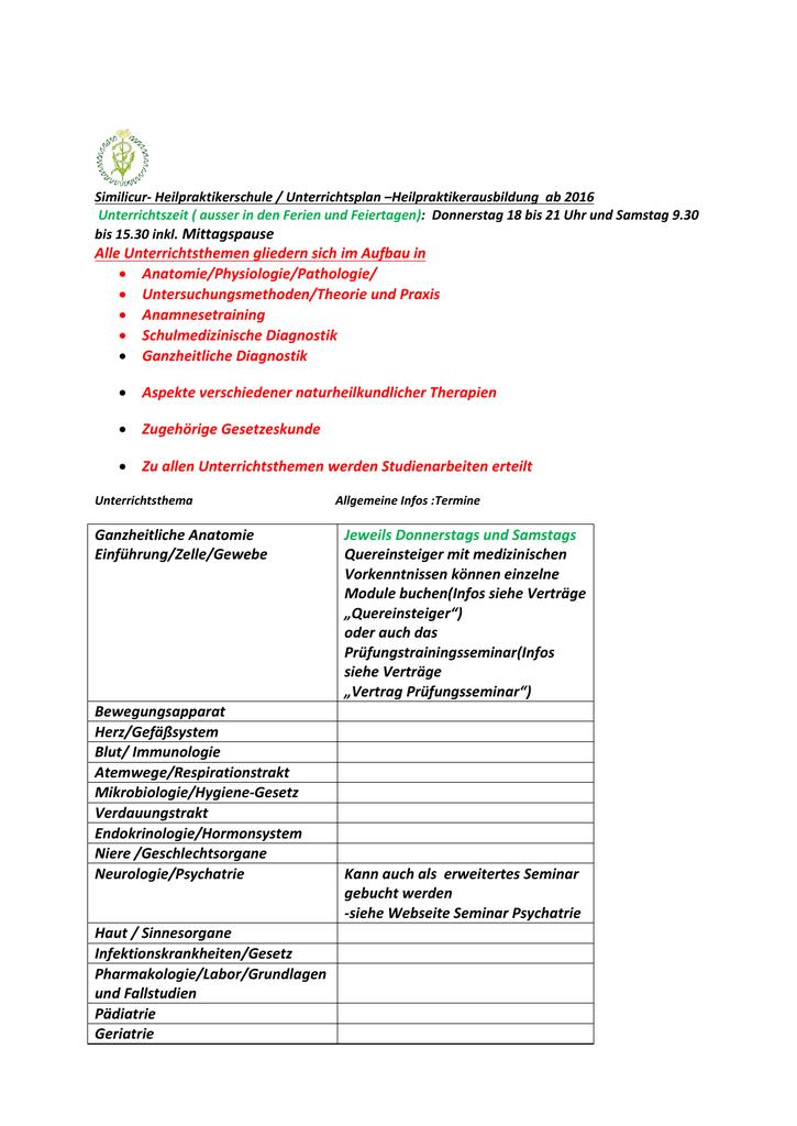 Charmant Anatomie Und Physiologie Der Praxis Quiz Ideen ...