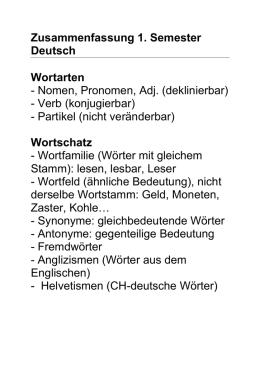 seltsame deutsche wörter