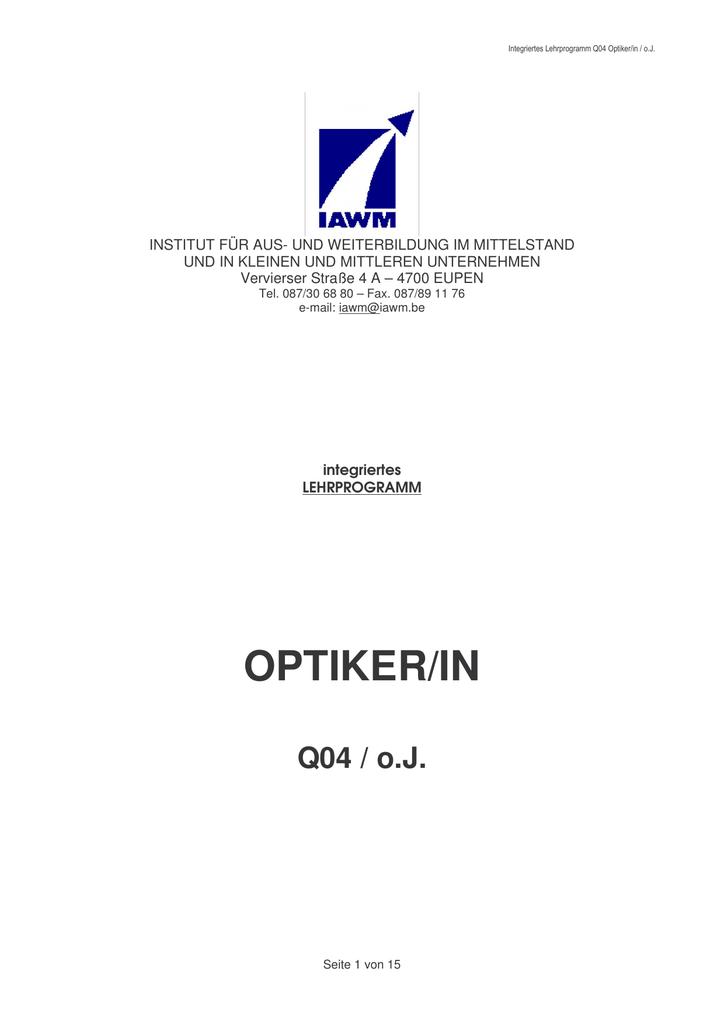 Q04 Optik LP