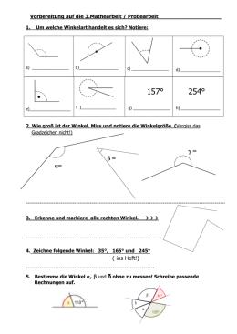 winkel zeichnen und messen. Black Bedroom Furniture Sets. Home Design Ideas