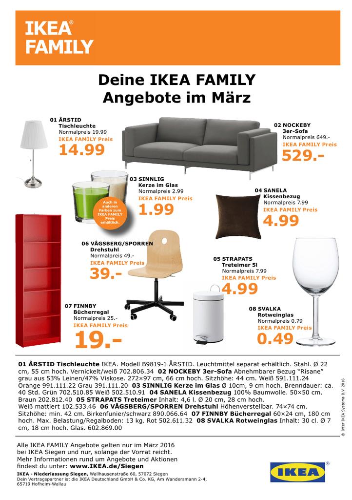 Deine Ikea Family Angebote Im März