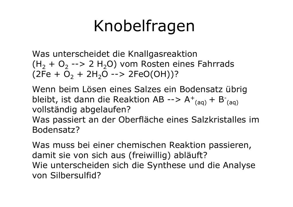 Dorable Abschluss Chemischen Gleichungen Arbeitsblatt Adornment ...