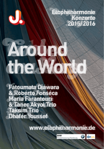 Programmheft »Around the World