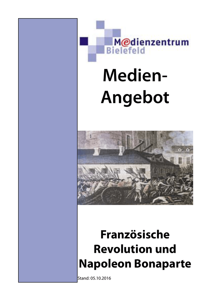 Medien- Angebot - Medienzentrum Bielefeld