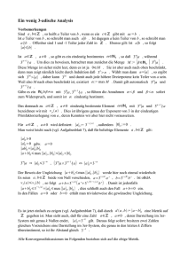 3-adische Analysis - Mathematik, Uni