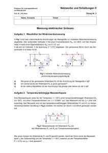 Gesteinsradioaktive Datierung