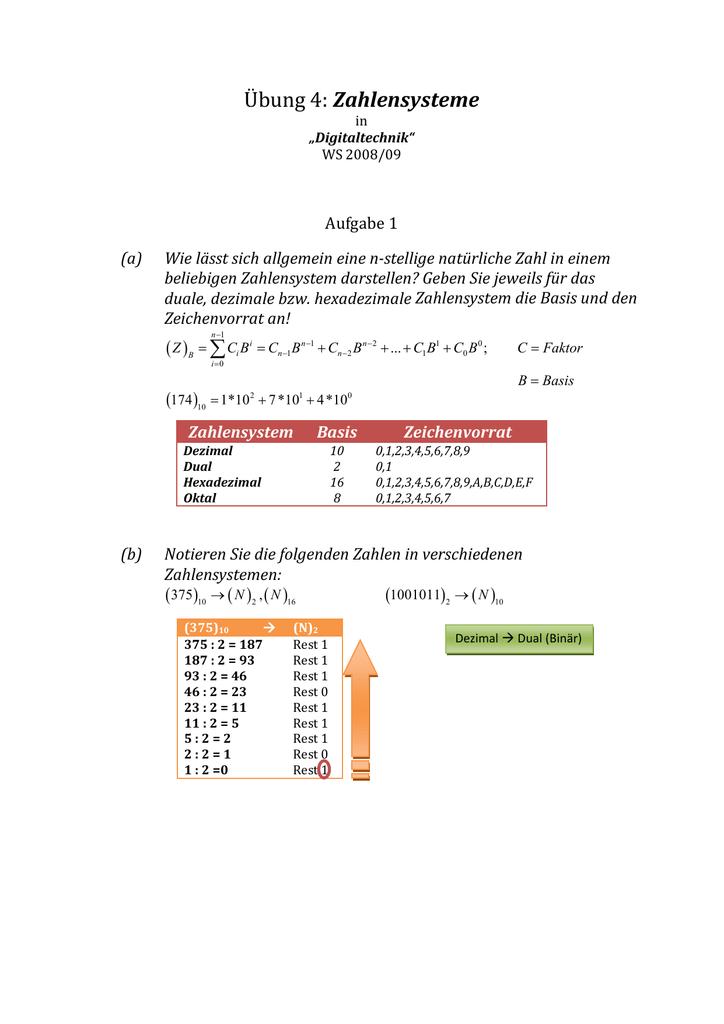 binär in dezimal übungen optionen kaufen dkb