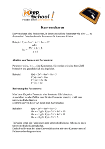 Kurvenscharen - keepschool.de