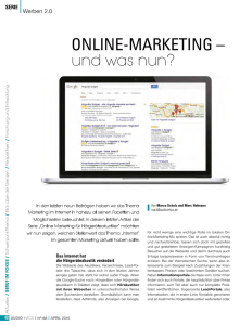 online-marketing - meinhoergeraet.de