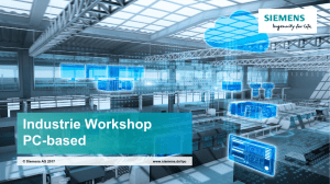 Industrieworkshop IPC und PC-based 2017