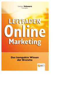 Leitfaden Online-Marketing - Marketing