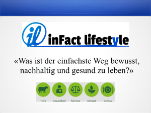 eBooks - inFact Lifestyle
