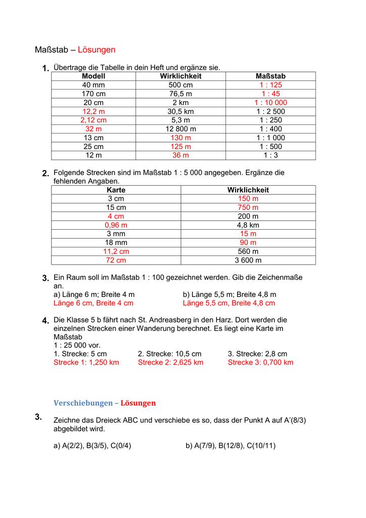 Charmant Kapitalisierung Einer Tabelle 4Klasse Zeitgenössisch ...