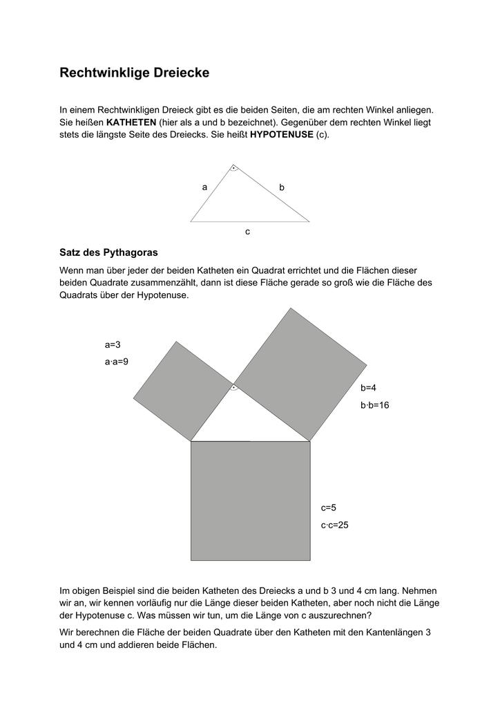 rechtwinklige dreiecke berechnen umfang und fl cheninhalt berechnen dreiecke mathe dreieck. Black Bedroom Furniture Sets. Home Design Ideas
