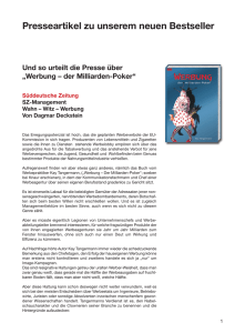 Presseartikel als PDF-Download