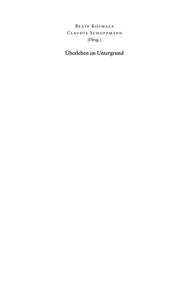 Solidarität und Hilfe Band 5 pdf-Datei 11 MB