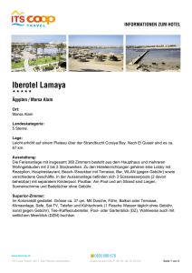 Iberotel Lamaya - ITS Coop Travel