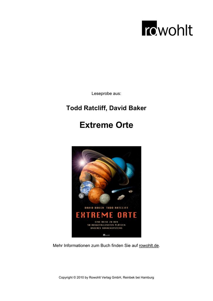 Extreme Orte