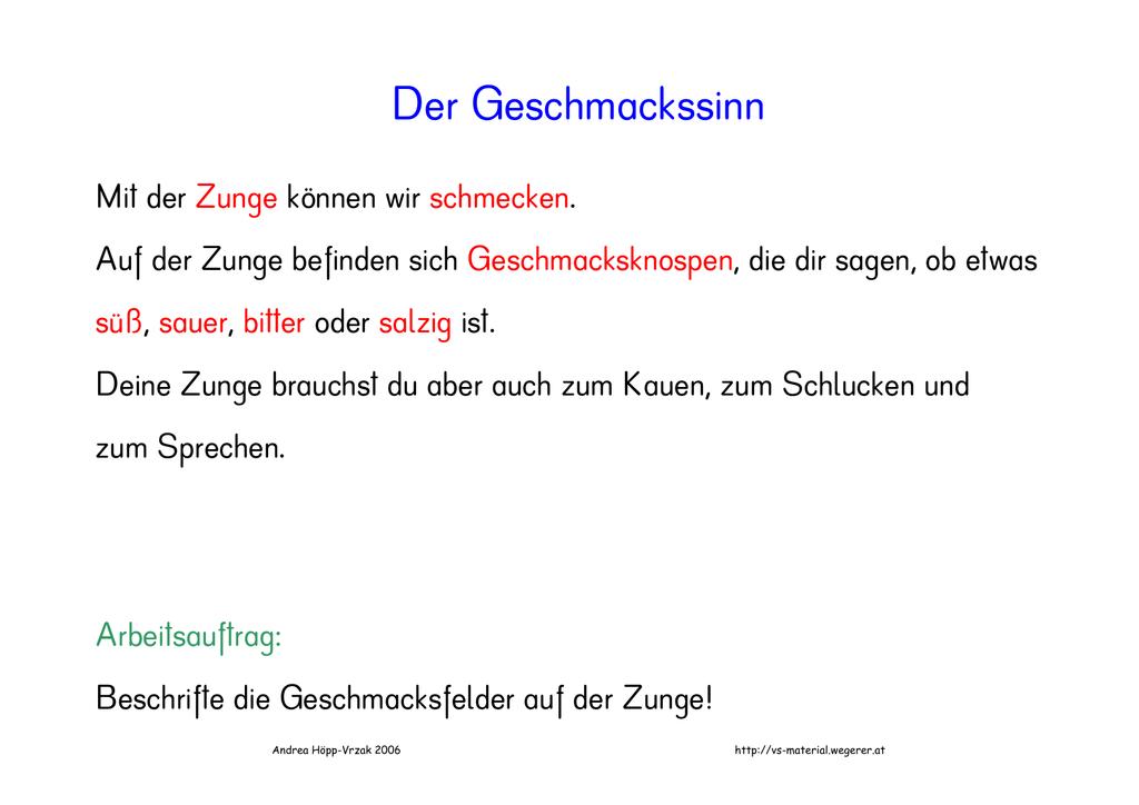Fantastisch Anatomie Einer Geschmacksknospe Bilder - Anatomie und ...