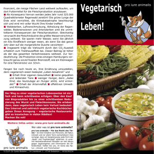 Flyer Vegetarisch.indd