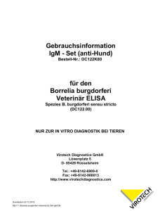 - VIROTECH Diagnostics GmbH