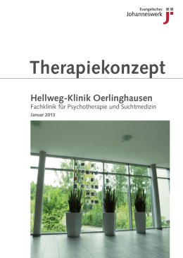 Therapiekonzept - Hellweg