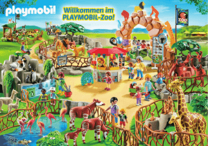 im PLAYMOBIL-ZOO!