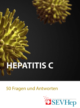 hepatitis c - Hepatitis Schweiz