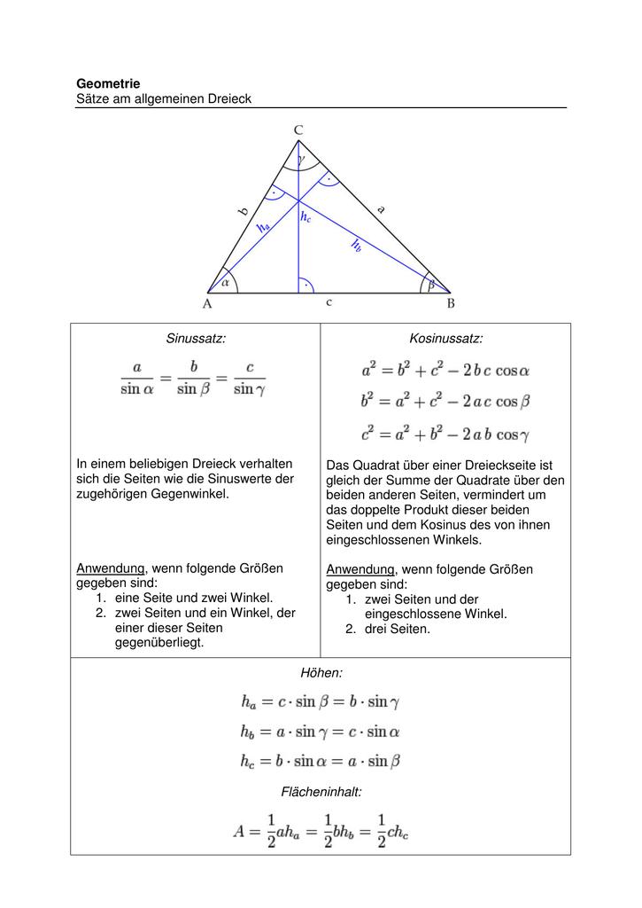 Ausgezeichnet Außenwinkel Eines Dreiecks Arbeitsblatt Ideen - Mathe ...