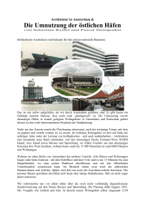 Architektur in Amsterdam &amp