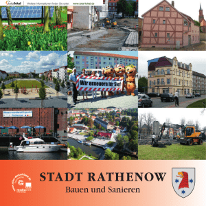Stadt Rathenow - total