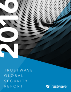 2016trustwave global security report
